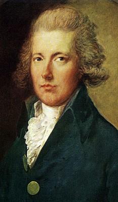 William Pitt cel Tânăr (n. 28 mai 1759 – d. 23 ianuarie 1806, Buckinghamshire) a fost un politician britanic, prim ministru al Marii Britanii în perioadele 1783-1801 și 1804-1806, care în primul său mandat a stabilit recordul, de atunci ne-egalat, de a fi cel mai tânăr prim-ministru din istoria Regatului Unit al Marii Britanii - foto: ro.wikipedia.org