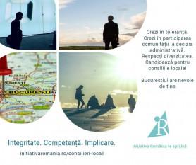 Inițiativa România - alegeri locale - foto: facebook.com/initiativaromania2016