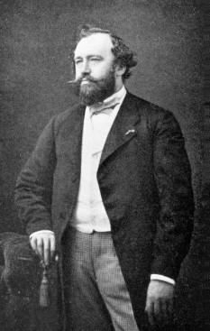 Adolphe Sax, pe numele său Antoine Joseph Sax, (n. 6 noiembrie 1814 în Dinant; d. 7 februarie 1894 în Paris) a fost un inventator de instrumente muzicale, belgian, care în 1846 a inventat saxofonul - foto: ro.wikipedia.org