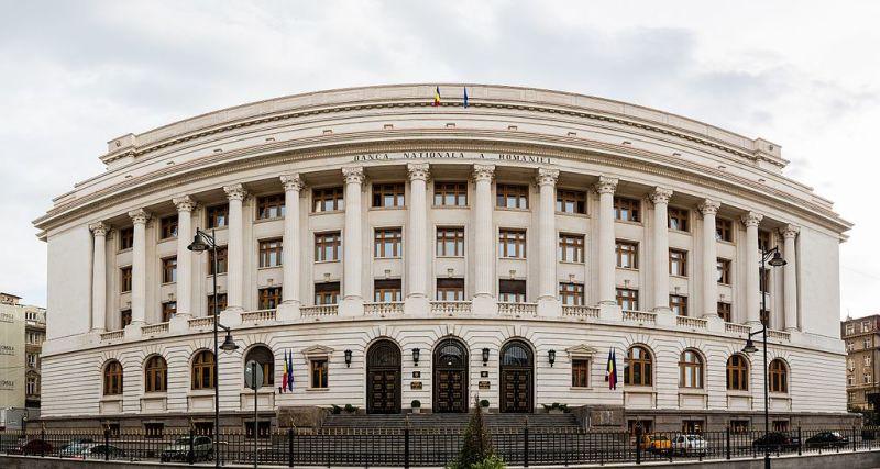 Palatul nou al Băncii Naționale a României, București - foto preluat de pe ro.wikipedia.org