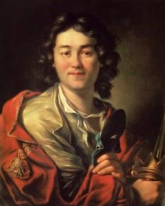 Fiodor Grigorievici Volkov (n. 9 februarie/ 20 februarie 1729, Kostroma; d. 4 aprilie/ 15 aprilie 1763, Moscova) a fost un actor și regizor de teatru rus. El este considerat ca fiind unul din întemeietorii sălilor de spectacole din Imperiul Rus - foto: ro.wikipedia.org