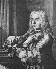 Francesco Maria Veracini (* 1 februarie 1690, Florența - † 31 octombrie 1768, Pisa), violonist și compozitor italian; virtuoz renumit al vremii, și-a desfășurat activitatea la Londra, Dresda și Praga. A compus opere, cantate, concerte și sonate pentru violă - foto: ro.wikipedia.org