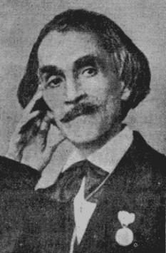 Grigore Alexandrescu (n. 22 februarie 1810, Târgoviște - d. 25 noiembrie 1885, București) a fost un poet și fabulist român - foto: ro.wikipedia.org