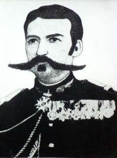 Iacob N. Lahovari (n. 16 ianuarie 1846, București – d. 7 februarie 1907, Paris) a fost un general și politician român. A fost ministru al afacerilor străine, ministru de război și șef al Marelui Stat Major. A fost fratele lui Alexandru N. Lahovari și Ion N. Lahovari - foto: ro.wikipedia.org