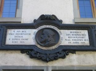 Locul de detenţie în Konstanz- Jan Hus in anul 1414 - foto: ro.wikipedia.org