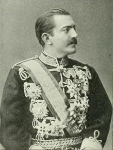 Milan Obrenović (22 august 1854 – 11 februarie 1901), a fost conducător al Serbiei din 1868 până în 1889, inițial ca prinț (1868-1882) apoi ca rege (1882-1889) - foto: ro.wikipedia.org