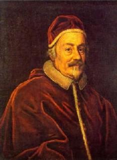 Papa Alexandru al VIII-lea (Pietro Vito Ottoboni) (n. 22 aprilie 1610 Veneția – d. 1 februarie 1691 Roma) a deținut funcția de papă între anii 1689-1691 - foto: ro.wikipedia.org