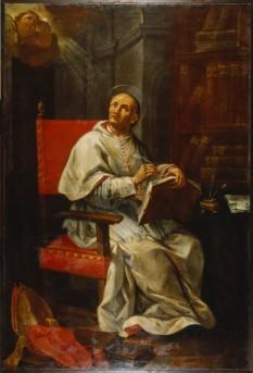 Petru Damiani (în latină Petrus Damianus, în italiană Pier Damiani, n. 1007, Ravenna, d. 22 februarie 1072, Faenza), a fost un prelat italian din secolul XI, la început eremit, pustnic, reformator, care devine ulterior episcop și apoi cardinal, fiind declarat doctor al Bisericii de papa Leonțiu XII, în 1828 - foto: ro.wikipedia.org