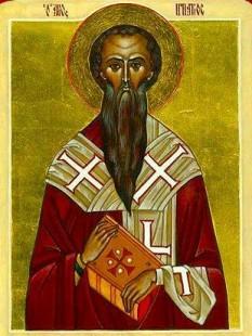 Sfântul Cuvios Eusebiu din Siria. Prăznuirea sa de către Biserica Ortodoxă se face la data de 15 februarie - foto: doxologia.ro