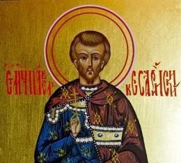 Sfântul Mucenic Pavel. Prăznuirea sa de către Biserica Ortodoxă se face la data de 16 februarie - foto: doxologia.ro
