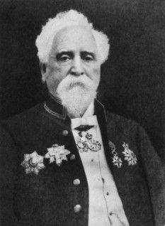 Sir Hiram Stevens Maxim (5 February 1840 – 24 November 1916) was an American-born, British inventor who moved from the United States to the United Kingdom at the age of 41 - foto: en.wikipedia.org