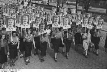 Al 3-lea Festival Mondial al Tineretului și Studenților în Berlinul de Est, 1951 - foto: ro.wikipedia.org