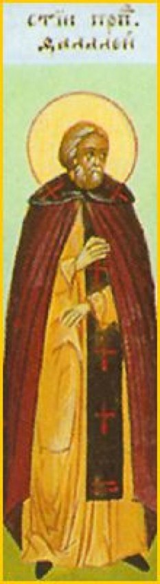 Sfântul Cuvios Mărturisitor Talaleu. Pomenirea sa de către Biserica Ortodoxă se face la data de 27 februarie - foto: doxologia.ro