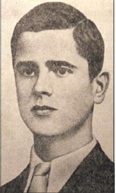 Vasile Roaită (n. 1914 - d. 16 februarie 1933, București) a fost un muncitor feroviar român, care a murit împușcat în timpul marii greve de la Atelierele CFR Grivița din februarie 1933 - foto preluat de pe ro.wikipedia.org