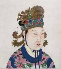 Wu Zetian (n.17 februarie 624, Lizhou, Sichuan - d. 16 decembrie 705, Luoyang), Imparateasa Dinastiei Zhou (16 octombrie 690 – 22 februarie 705) - foto: ro.wikipedia.org