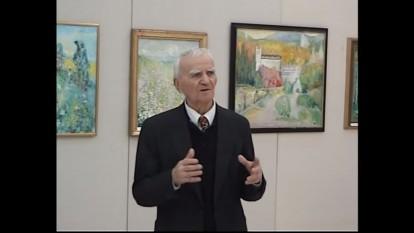 """Alecu Ivan Ghilia, pe numele său adevărat Alexandru Ivan, (n. 1 martie 1930, satul Ghilia, comuna Șendriceni, județul Dorohoi) este un scriitor și publicist român. A scris romane, povestiri și poezii. A urmat cursurile Academiei de Belle-Arte din Iași (1948-1950) și apoi pe cele ale Institutului de Arte Plastice """"Nicolae Grigorescu"""" din București (1950-1953). A lucrat ca redactor la Contemporanul, Gazeta literară, Luminița (redactor-șef), redactor-șef la redacția de scenarii a Studioului Cinematografic București (1967-1969) - foto (captura): youtube.com"""