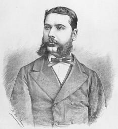 Alexandru N. Lahovari (n. 16 august 1840, București - d. 4 martie 1897, Paris) a fost un politician și ministru de externe român. A fost fratele lui Iacob N. Lahovari și Ion N. Lahovari - foto: ro.wikipedia.org