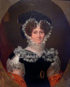 Amalie Zephyrine de Salm-Kyrburg (n. 6 martie 1760 – d. 17 octombrie 1841) a fost fiica Prințului Philip Joseph de Salm-Kyrburg (primul prinț de Salm-Kyrburg) și a Mariei Theresa de Hornes, fiica cea mare și moștenitoarea prințului Maximilian de Hornes. A fost străbunica din partea paternă a regelui Carol I al României -  foto: ro.wikipedia.org