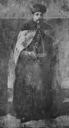 Antonie-Vodă din Popeşti a domnit in Țăra Româneasca în perioada martie 1669 – martie 1672 - - foto: cersipamantromanesc.wordpress.com