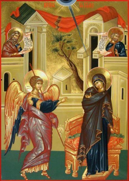 Buna Vestire (25 martie) - foto preluat de pe basilica.ro