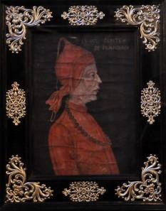 """Carol I (supranumit """"cel Bun"""") (n. 1083 – 2 martie 1127) a fost conte de Flandra de la 1119 până la moarte - in imagine, Portret al lui Carol cel Bun, catedrala Saint-Sauveur de Bruges - foto: ro.wikipedia.org"""