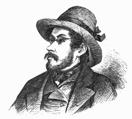 Cezar Bolliac sau Cesar Bolliac (n. 23 martie 1813, București - d. 25 februarie 1881, București) a fost unul dintre fruntașii revoluției din 1848, poet liric protestatar, promotor al studiilor arheologice și gazetar român - foto: ro.wikipedia.org