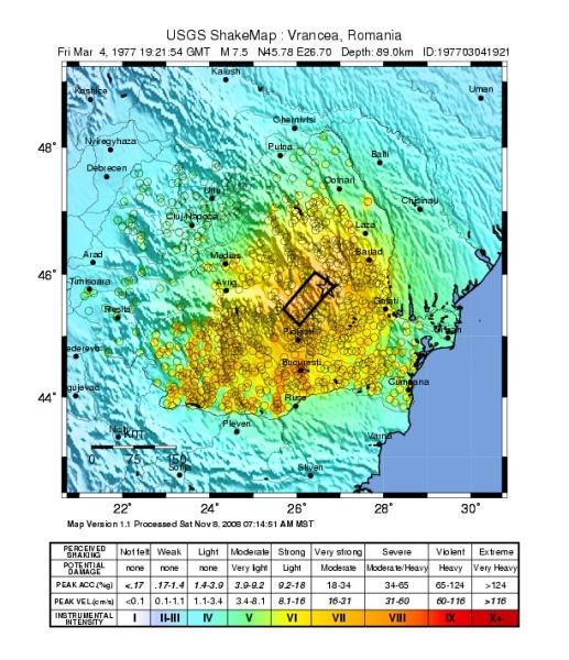 Cutremurul din Vrancea din 1977 - foto preluat de pe ro.wikipedia.org