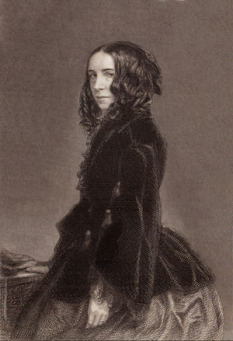 Elizabeth Barrett Browning (n. 6 martie 1806 - d. 29 iunie 1861) a fost o poetă engleză. A scris versuri de o deosebită sensibilitate dedicate soțului ei, poetul Robert Browning - foto: ro.wikipedia.org
