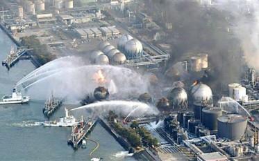 12 martie 2011: La o zi după cutremurul devastator din Japonia, un reactor de la centrala nucleară Fukushima Daiichi se topește, explodează și eliberează în atmosferă nori radioactivi - foto: adevarul.ro
