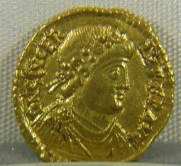 Glycerius (n. cca 420 - d. după 480) a fost un împărat al Imperiului Roman de Apus din 473 până în 474 - foto: ro.wikipedia.org