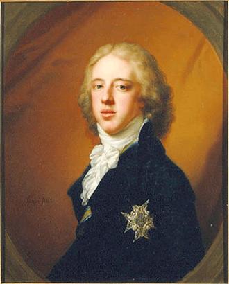 Gustav IV Adolf (n. 1 noiembrie 1778 în Stockholm; d. 7 februarie 1837 în St. Gallen) a fost rege al Suediei din 1792 până în 1809. A fost ultimul rege al Suediei care a fost și conducător al Finlandei - foto: ro.wikipedia.org