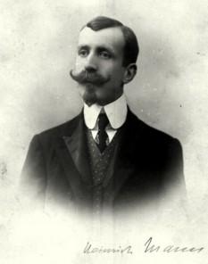 Ludwig Heinrich Mann (n. 27 martie 1871, Lübeck - d. 11 martie 1950) a fost un romancier german, autorul unor opere cu tematică socială, ale căror nuanțe critice au dus în cele din urmă la exilul lui, în 1933 - in imagine, Heinrich Mann in 1906 - foto: en.wikipedia.org