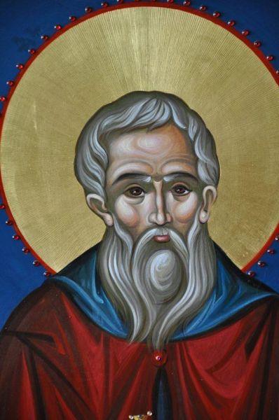 Sfântul Cuvios Ilarion cel Nou, egumenul Pelechitului (sec. IX) Prăznuirea sa în Biserica Ortodoxă se face pe 28 martie - foto: doxologia.ro