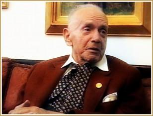 Ion (Nicu) Irimescu (n. 27 februarie 1903, Arghira, comuna Preutești - d. 28 octombrie 2005, Fălticeni) a fost un sculptor român, profesor și membru al Academiei Române - foto: ionirimescu.wordpress.com