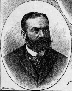 Iuliu Coroianu (n. 1847, Craidorolț, Satu Mare - d. 29 martie 1927, Cluj) a fost un jurist român din Transilvania, frate al Clarei Maniu - foto: ro.wikipedia.org