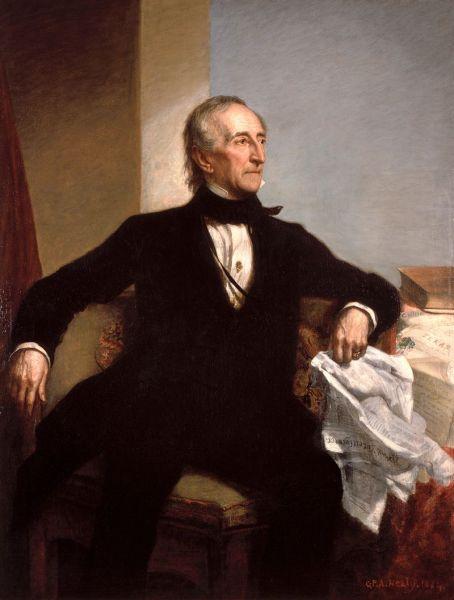 John Tyler (n. 29 martie 1790, Greenway, Virginia – d. 18 ianuarie 1862) a fost cel de-al zecelea vicepreședinte și cel de-al zecelea președinte al Statelor Unite ale Americii (1841 - 1845) - foto: ro.wikipedia.org