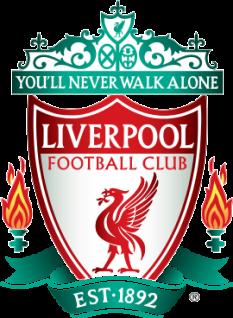 Liverpool Football Club, pe scurt Liverpool FC, este un club de fotbal din Liverpool, Anglia, care evoluează în Premier League. De la fondarea sa în 1892, Liverpool a câștigat cel mai mare număr de Cupe UEFA, Supercupe ale Europei și Cupe ale Ligii. Terenul propriu al clubului este stadionul Anfield, cu o capacitate de 45.362 de locuri, aflat la aproape trei mile de centrul orașului Liverpool. Clubul a fost fondat la 15 martie 1892 de către John Houlding, proprietarul lui Anfield. Houlding a decis formarea propriei echipe după ce Everton părăsise Anfield în urma unei dispute asupra închirierii. Numele original avea să fie Everton F.C., dar a fost schimbat în Liverpool F.C. (după ce F.A. a refuzat recunoașterea echipei sub numele precizat inițial). Clubul a fost implicat în două dintre cele mai mari tragedii din fotbalul european — la Heysel în 1985 și Hillsborough în 1989. După Heysel, cluburilor engleze le-a fost interzisă participarea în competițiile europene pentru o perioadă de cinci ani, șase în cazul lui Liverpool - foto: ro.wikipedia.org
