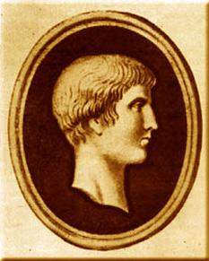 Marcus Valerius Martialis (cunoscut în limba română ca Marțial) (n. aprox. 1 martie 40 d. Hr., Calatayud - d. aprox. 103 d. Hr., Calatayud) a fost un poet latin. Este cunoscut pentru cărțile sale de epigrame, în care, manvrând cu o mare ușurință gluma ironică și umorul caustic, prezintă instantanee din viața variată a Romei din timpul împărăților Domițian, Nerva și Traian. Marțial este considerat a fi creatorul epigramei moderne - foto: ro.wikipedia.org