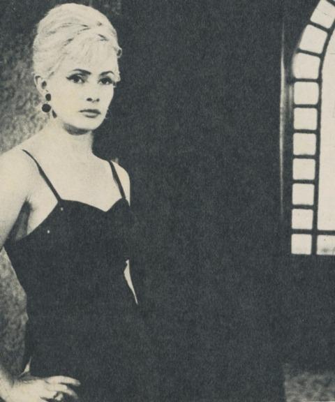 Marga Barbu (n. Margareta-Yvonne Butuc, 24 februarie 1929, Ocna Șugatag, Maramureș - d. 31 martie 2009, București) a fost o actriță română de teatru și film - foto: ro.wikipedia.org