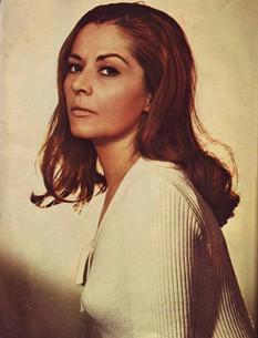 Margareta Pogonat (n. 6 martie 1933, Iași, d. 11 mai 2014, București)[1] a fost o actriță română de teatru și film - foto: ro.wikipedia.org