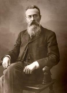Nikolai Andreievici Rimski-Korsakov (n. 6 martie 1844 în Tihvin, lângă Sankt Petersburg — d. 8 iunie 1908 la Luga) a fost un mare compozitor rus - foto: ro.wikipedia.org