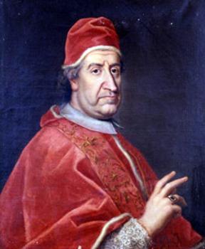 Papa Clement al XI-lea (n. 23 iulie 1649, Urbino - d. 19 martie 1721, Roma), născut Giovanni Francesco Albani, a fost papă al Romei din anul 1700 până la moarte - foto: ro.wikipedia.org