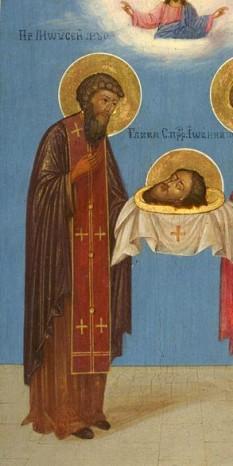 Sfântul Sfinţit Mucenic Pionie, preotul din Smirna. Prăznuirea sa în Biserica Ortodoxă se face la data de 11 martie - foto: doxologia.ro