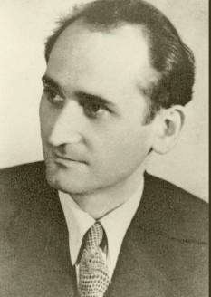 Radu Stanca (n. 5 martie 1920, Sebeș — d. 26 decembrie 1962, Cluj) a fost un dramaturg, poet, eseist și regizor de teatru român - foto: poeziile.com