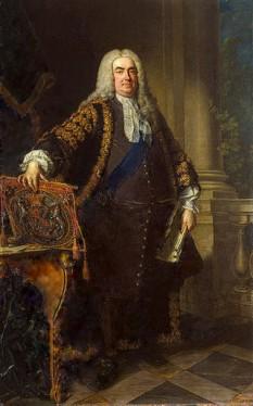 Robert Walpole (n. 26 august 1676 , Norfolk - d. 18 martie 1745, Londra) a fost un politician britanic, prim ministru al Marii Britanii între 1721 și 1742 - foto: ro.wikipedia.org
