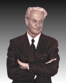Sergiu Cunescu (n. 16 martie 1923, la Bucuresti d. 16 martie 2005) a fost un politician român, președinte al Partidului Social Democrat Român (PSDR) între 1990 și 2000 - foto: cersipamantromanesc.wordpress.com