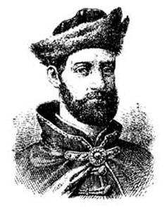 Sigismund Rákóczi (în maghiară Zsigmond Rákóczi) (n. 1544 – d. 1608) a fost principe al Transilvaniei între anii 1607-1608 - foto: ro.wikipedia.org