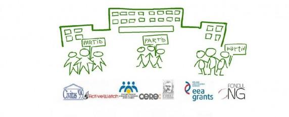 Dezbatere & lansare: Ghid de înființare a unui partid și participarea în alegeri - foto: facebook.com
