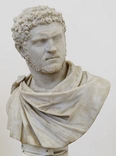Marcus Aurelius Antoninus (4 aprilie 188–8 aprilie 217), cunoscut sub numele Caracalla sau Caracala, a fost împărat roman din dinastia Severilor (211 - 217) - foto: ro.wikipedia.org