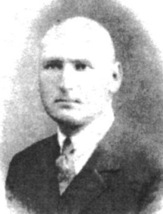 Costache Leancă (1893-1942), Președintele Zemstvei Bălți din 1917, Gubernia Basarabia - foto preluat de pe http://www.istoria.md